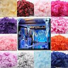 1500 QUALITY SILK FLOWER ROSE PETAL WEDDING PARTY TABLE BED CONFETTI DECORATIONS