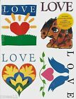 #UX279 Love Postal card set/ 12 - MInt