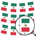 MEXICAN BUNTING 33FT NATIONAL COUNTRY  FLAG 10M PVC ALL WEATHER DECORATION