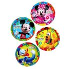 Mickey Mouse 8 Clubhouse Plates 23 cm (4 Designs - PLUTO/MINNIE/DONALD DUCK)