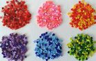 TRIMITS TINY MINI CRAFT BUTTONS 5mm- STARS - 6 New Colours - 5g packs