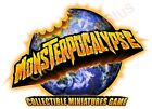 Monsterpocalypse I Chomp NY Series 2 Miniatures Figurines Strategy Game