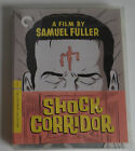 Shock Corridor (Criteron Collection) Blu-Ray -- NEW and SEALED