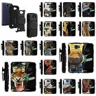 LG K4 / Optimus Zone 3 | High Impact Belt Clip + Holster Stand Outdoor Hunting