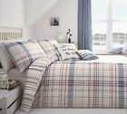 DUVET COVER QUILT SET BLUE RATHMOORE Dreams n Drapes SINGLE DOUBLE KING