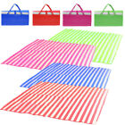 EXTRA LARGE GARDEN FOLDABLE BEACH MAT RUG ROLL TRAVEL PICNIC BLANKET OUTDOOR BBQ