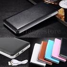 20000mAh Portable Backup Externe USB Batterie Chargeur Power Bank Universel
