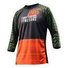 2016 Troy Lee Designs TLD Ruckus Formation Jersey GREEN Mountain Cycle 31810180