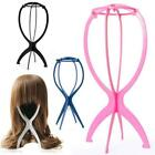 New Folding Wig Display Stand Mannequin Dummy Head Hat Cap Hair Holder Rack LA
