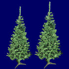 4FT/5FT Tall Christmas Tree Traditional Green Xmas Indoor Artificial Decoration
