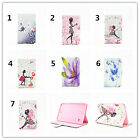 For Samsung Galaxy Tab E 8.0 T375 T377 Flip PU Leather Diamond Case Cover Girl