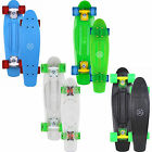 Stuf Retro Skateboard Boards Miniboard Complete Flash Ocean Venice NEW