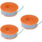3 x Trimmer Spool & Line