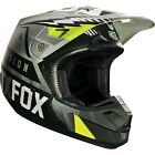 Fox Adults V2 MX Motocross Enduro ATV Off Road Quad Helmet - Vicious Army