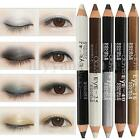 5Pcs Double Ended Glitter Liner Eye Shadow Eyeliner Pencil Pen Makeup Cosmetic