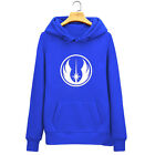 Movie Star Wars 7 The Force Awakens Jedi Order Logo Hoodies Cotton Pullover #67 $29.93 CAD