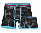 Star Wars Special Fighter Boxer Brief Underwear $12.95 USD on eBay
