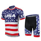 Cycling jerseys Bicycle bib short Sport Sets short sleeved Jersey sets S-3XL