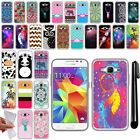 For Samsung Galaxy Core Prime G360 TPU SILICONE Protective Case Cover + Pen