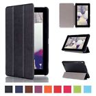 Ultra Slim Smart Leather Folio Case Cover Skin Stand For Amazon Kindle Series