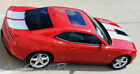 Vinyl Graphic Rally Racing Stripes Hood Decals Pro 3M for 2014 Camaro SS