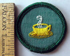 Girl Scout 1963-1980 Junior HOSPITALITY BADGE Teacup Hostess Patch CHOOSE YEAR