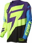 Shift Faction 2016 MX/Offroad Jersey Purple/Yellow