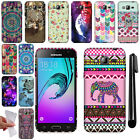 For Samsung Galaxy J3 J310 J320 Amp Express Prime TPU SILICONE Case Cover + Pen