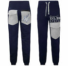 Original DLX Trouser Boys Jogging Bottom Warm Up Active Wear Walking Pants SMLXL