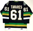 JOHN TAVARES AUTHENTIC LONDON KNIGHTS OHL JERSEY NEW YORK ISLANDERS