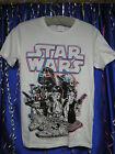 Star Wars T Shirt Characters With 3D Glasses T Shirt  Mens Sizes Ship Next Day