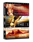 3 Films Sexy Girls -  3 DVD, New Condition DVD, ,
