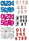 "NUMBER FOIL BALLOONS Giant 34"" All Ages Helium Quality Numeral Birthday Party"