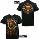 Authentic SLAYER Reign In Blood Pentagram 30th Anniversary T-Shirt S-2XL NEW