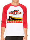 Official Kurt Vile (Our Hoagie) Imported Raglan - All sizes