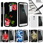 For Droid Turbo 2| X-Force| Slim Fit Hard 2 Piece Case Affectionate Flowers