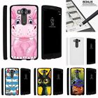 For LG V10| LG G4 Pro| Slim Fit Hard 2 Piece Case Cartoons