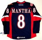 ANTHONY MANTHA GRAND RAPIDS GRIFFINS REEBOK PREMIER JERSEY DETROIT RED WINGS NEW