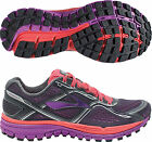 Brooks Ghost 8 Ladies Running Shoes - Purple