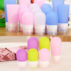 Enticing Silicone Travel Packing Press Bottle for Lotion Shampoo Container STGG