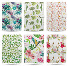 Vintage Floral Design Pattern Flip PU Leather Case For ipad mini 4 ipad 3 4 Air