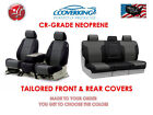 Coverking Genuine CR-Grade Neoprene Front & Rear Seat Covers for Jeep Renegade