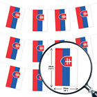 SLOVAKIA BUNTING 33,100,200,400FT LARGE DECORATION NATIONAL COUNTRY FLAG