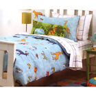Hiccups Wild Things Animals Bedding Range Single Double Quilt Cover Sheet Set