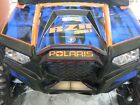 2011- 2014 Polaris RZR 900 Razor decals for embossed area of grill and tailgate.