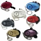 Police Approved Handbag Personal Panic Rape Attack Safety Security Alarm 140db