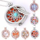 DIY GIFT My Coins Aromatherapy Essential Oil Diffuser Mi Moneda Necklace Locket