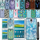 For Samsung Galaxy Mega 2 G750F TPU SILICONE Rubber SKIN Soft Case Cover +Pen