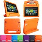 """Kids Safe Foam Shock Proof Cover Case Stand For Kindle Fire HD 7"""" 2013 Tablet"""