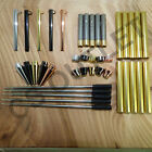 Quality Slimline Pen Kits Woodturning X 5 off - Various Finishes